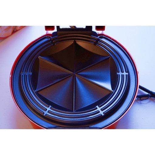 电饼铛做铜锣烧