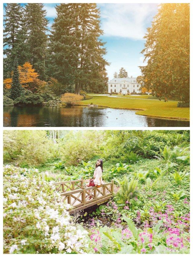 西雅图▪️岛上的绝美庄园博物馆🏰
