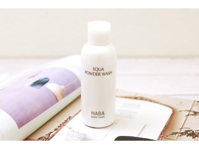 护肤|HABA 鲨烷美肌洁颜粉