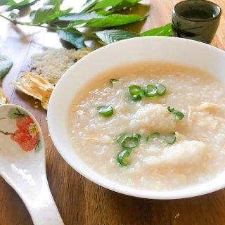 健康早餐|生滚腐竹鱼片粥...