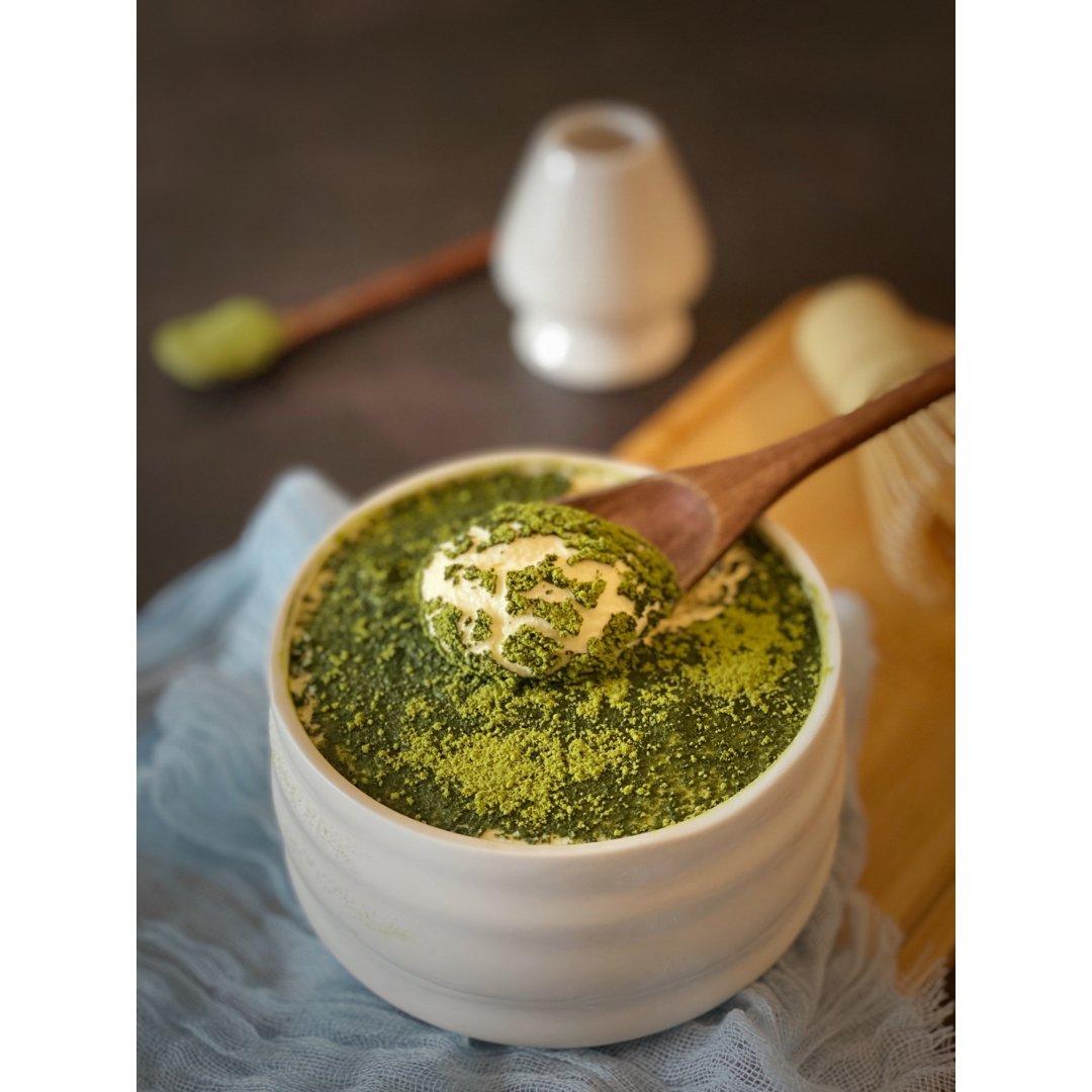 偏爱一抹绿 |抹茶提拉米苏