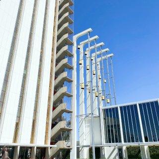 洛杉矶水晶大教堂⛪️ 世界建筑奇迹...