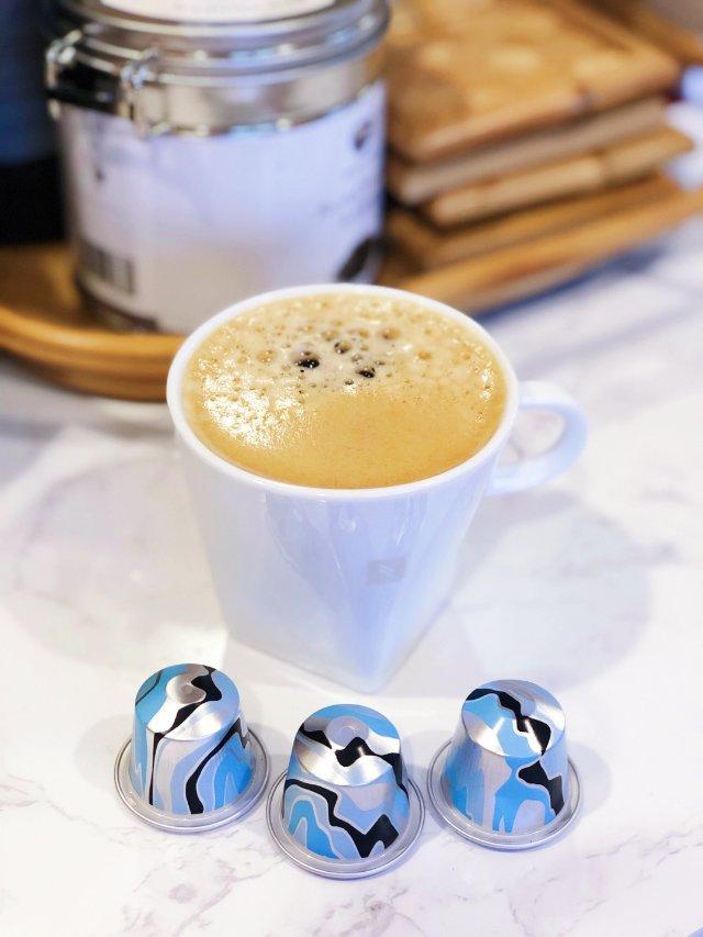 北欧系列大咖啡↣↣大杯蓝莓咖啡