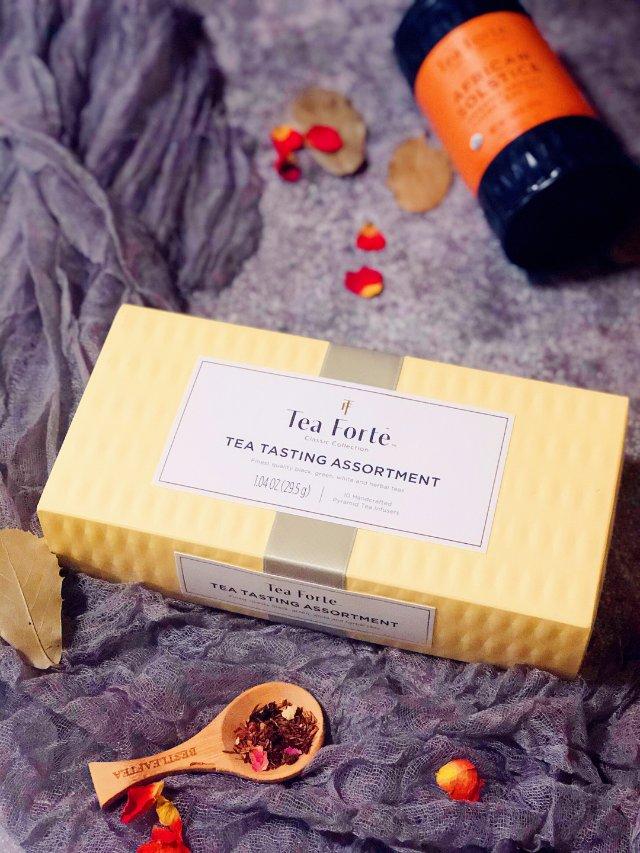 Tea Forte 让喝茶变得如此美妙