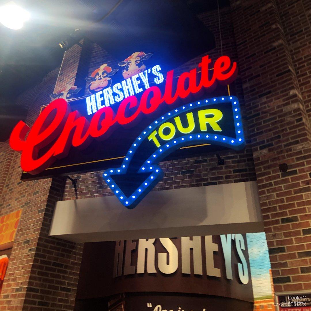 Hershey's Park-巧克...