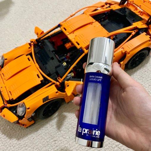 LP蓝鱼子酱空瓶🧢反重力精华真实感受🧢附暴力拆瓶