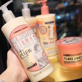 Soap&Glory测评🍑6镑集齐明星产...