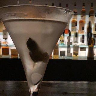 Dry Martini 万年不变的结束酒...