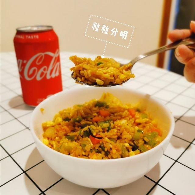 推荐一款超适合炒饭用的免煮香米,手...