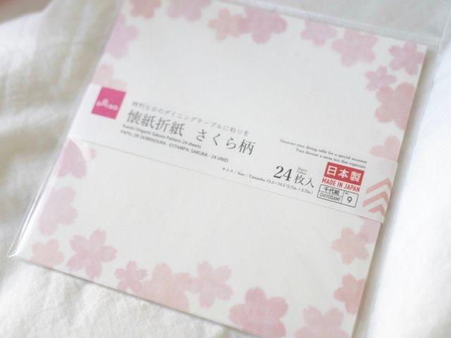 粉粉嫩嫩小樱花|Daiso淘好物