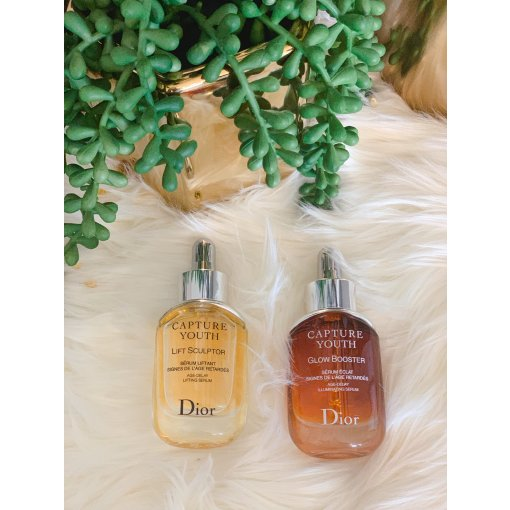 Dior 家的精华液,让你皮肤🈚️美图也可见人