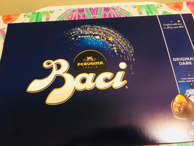 Baci最爱的巧克力没有之一😍