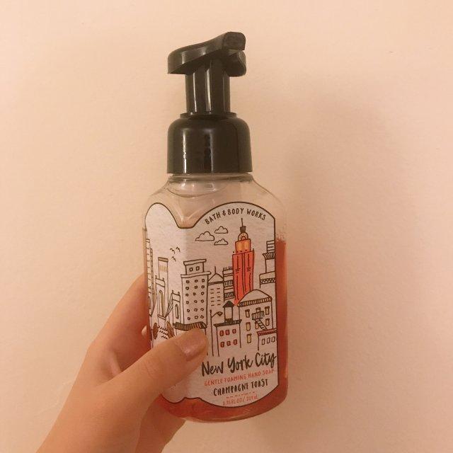 【黑五狂欢倒计时17】泡沫洗手液