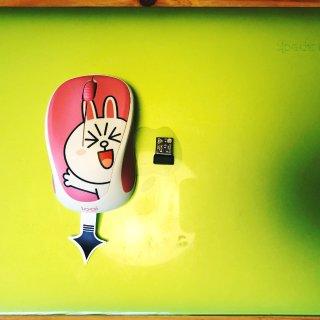 最萌的罗技鼠标,没有之一!