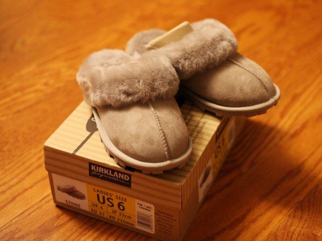 超级暖和又可爱的羊皮拖鞋👞 | c...