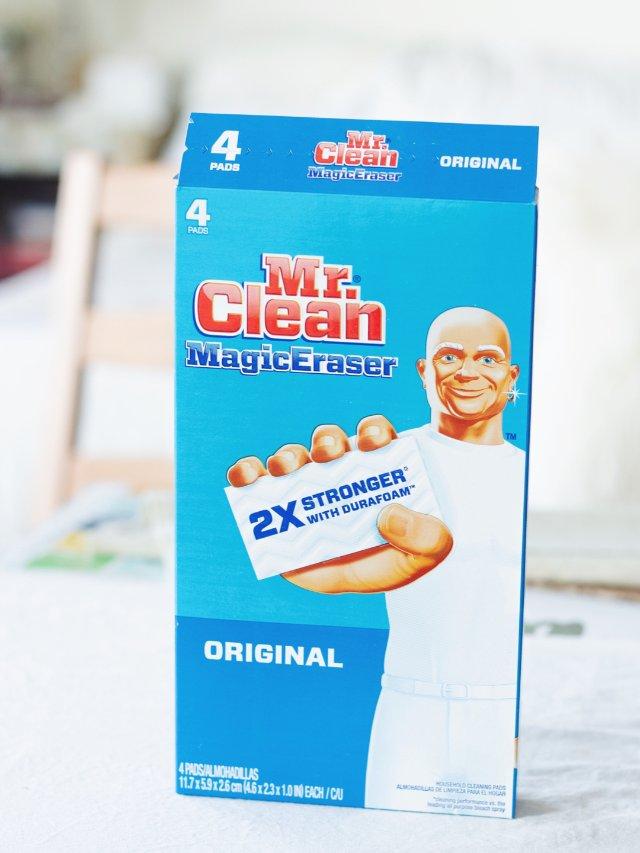 污垢清洁神器—mr.clean魔术擦