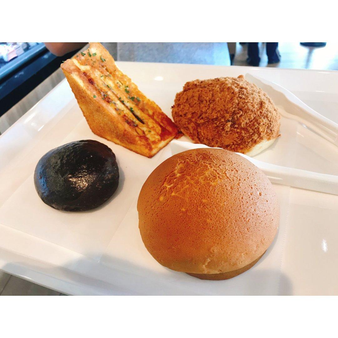 85°C安利♡好吃的三明治和甜面包🍞