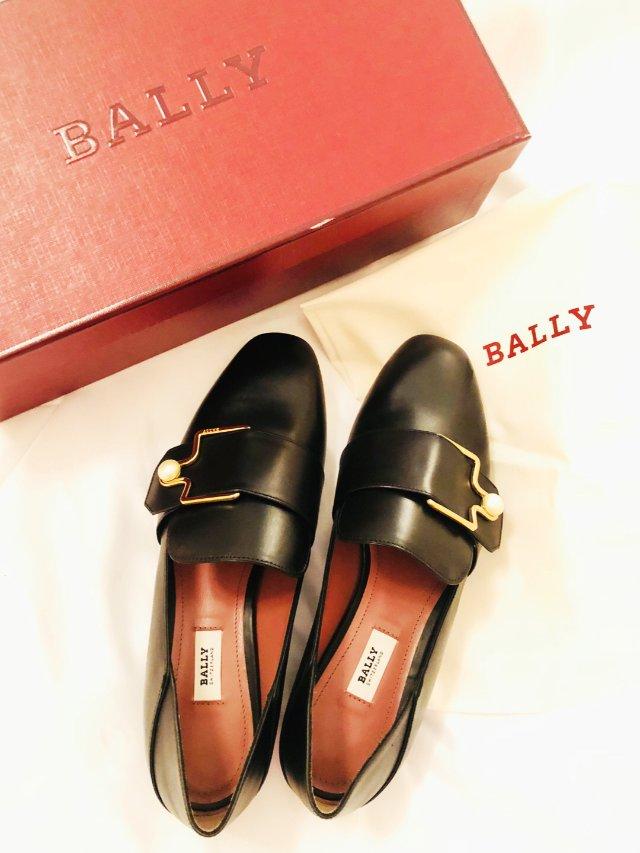 拔草Bally 穆勒鞋