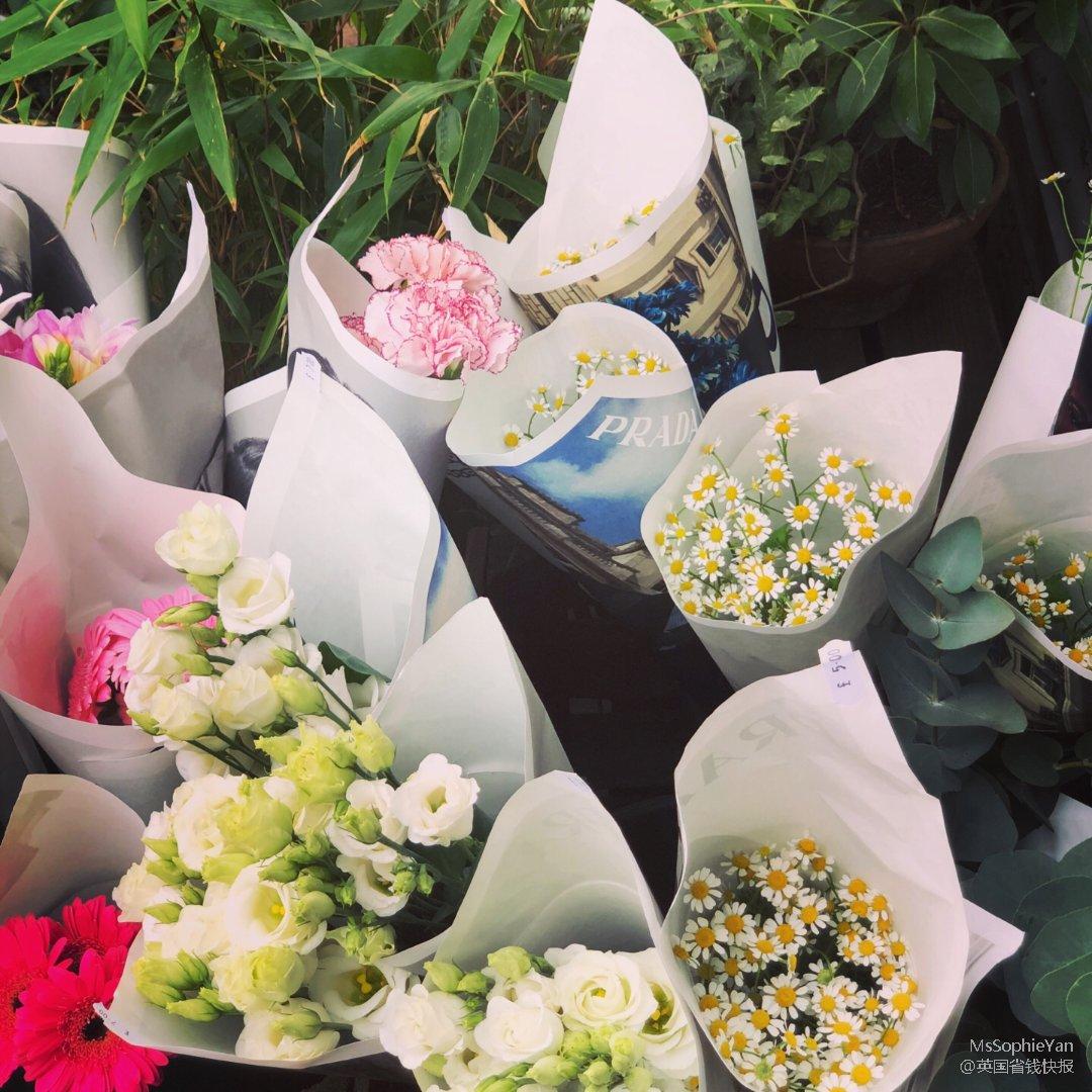 伦敦花店|Orchidya和Pra...