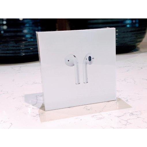 #Airpods 2蓝牙耳机 |非苹果手机也能用但功能大减