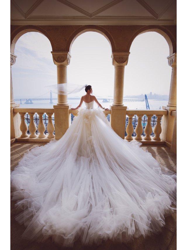 👰我的婚礼主纱