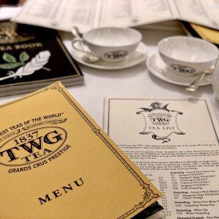 TWG🍵来伦敦必去的下午茶店...