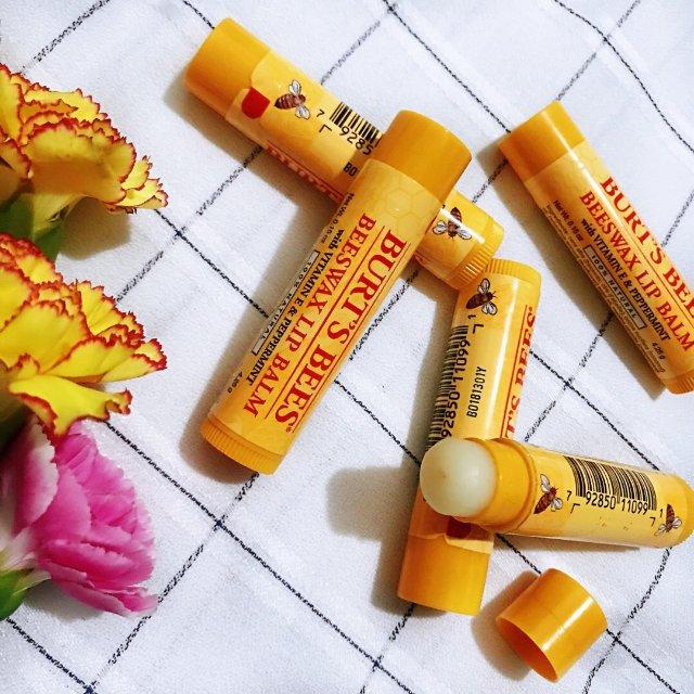 润唇有方 | 小蜜蜂润唇膏