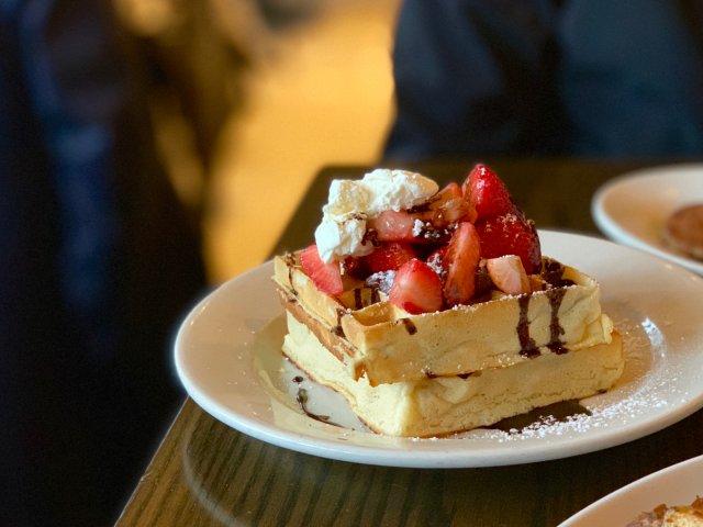 波士顿美食推荐|名副其实的网红早午...