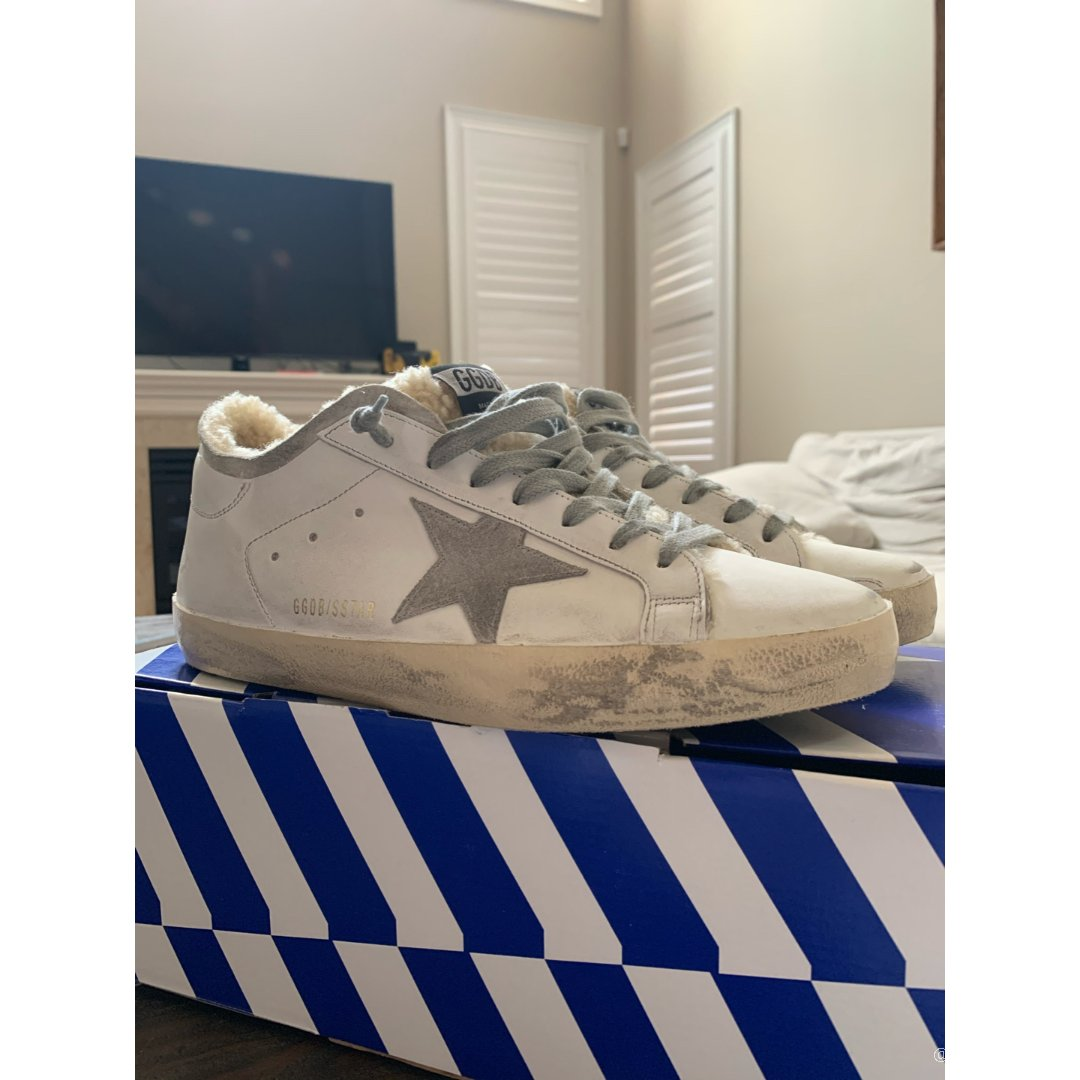 $190的Golden Goose...