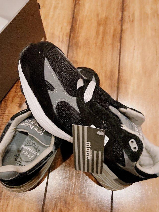 回国给家人的礼物🎁 实穿的纽巴伦运动鞋
