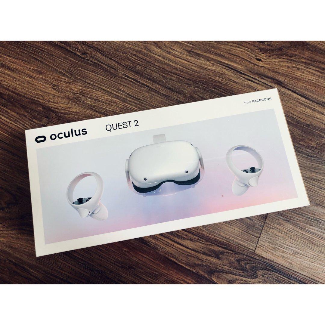 VR眼镜初体验—Oculus Qu...