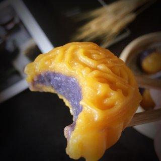 ✨自制不一样的中秋月饼 | 软糯香甜的双...
