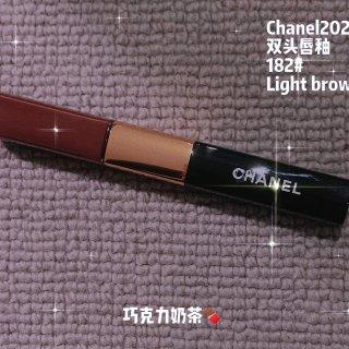 Chanel2020秋冬新品双头唇釉...