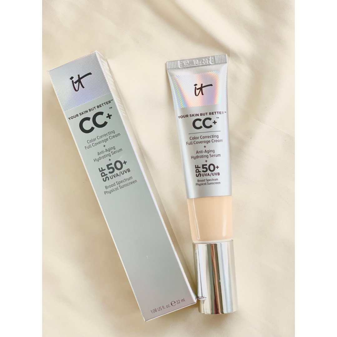 It Cosmetic CC霜