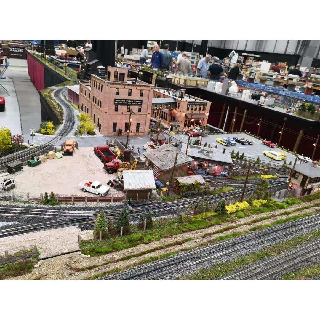 NJ火车与玩具展