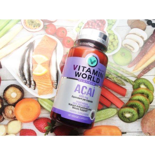 微众测:Vitamin World 保健品