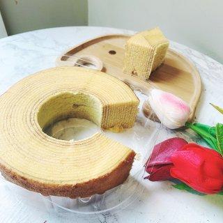下午茶吃什么 北海道年轮蛋糕...