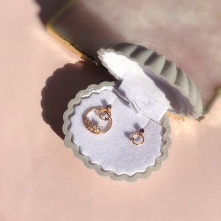微众测 |LINS COLLECTION少女心首饰👑