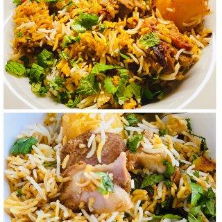 🍛Goat Biryani 印度羊肉香饭...