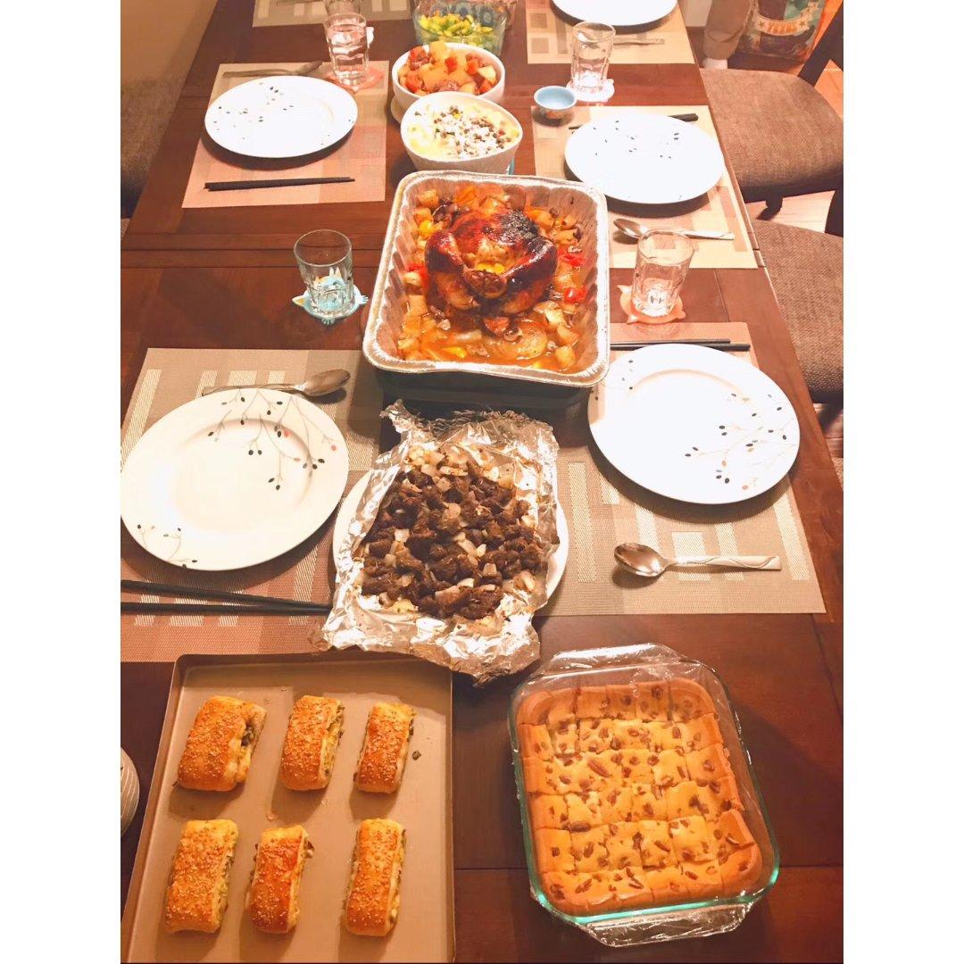 九月吃什么♡感恩节大餐