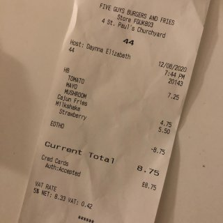 eat out 50% off five...