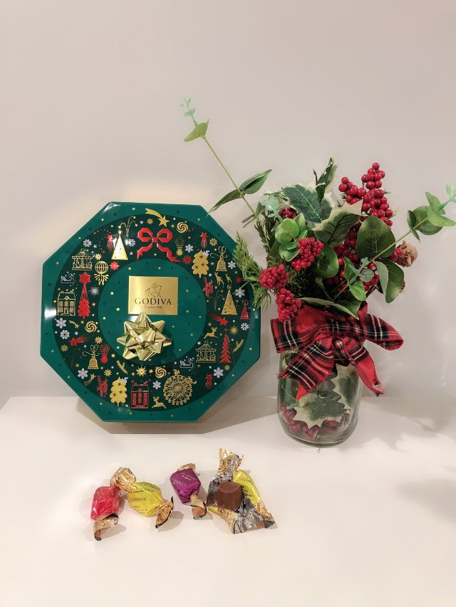 🍫Godiva G Cube 巧克力系列