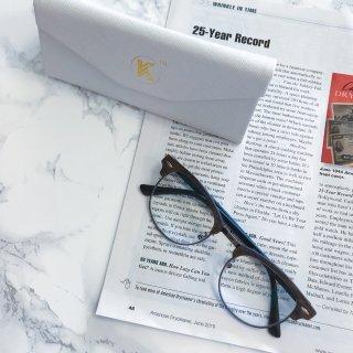 时尚又舒适丨VlookOptical 防蓝光时尚眼镜
