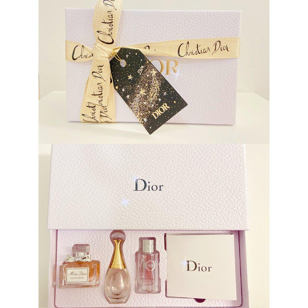Dior官网薅的小羊毛开箱啦🌟