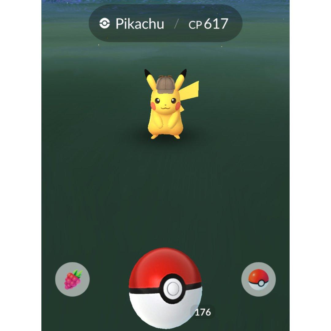 手游推荐当然是pokemon 🐶!