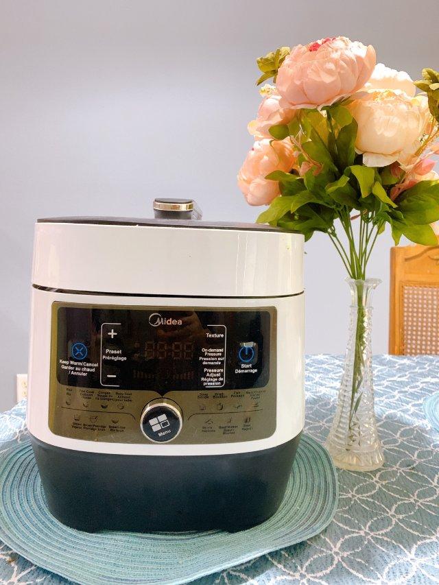 好物不闲置|美的电压力锅,传说中的...