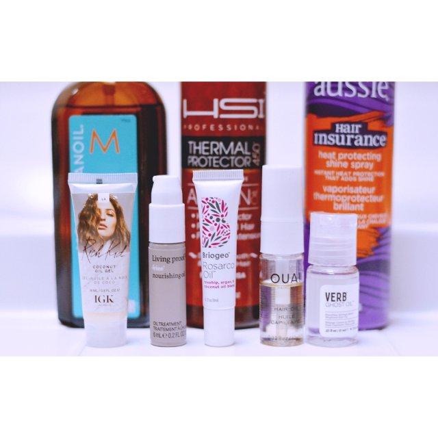 护发产品 — 护发油、洗发水及发膜...