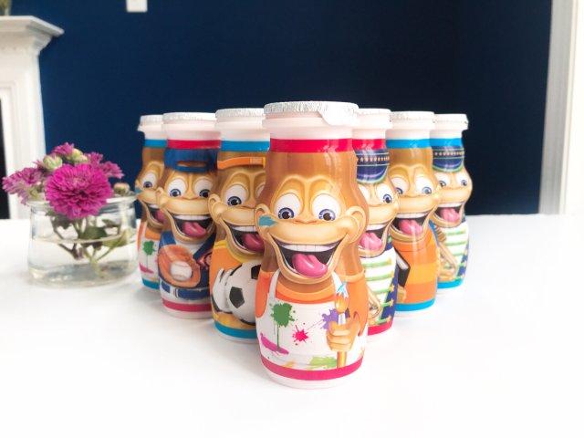 娃娃们怎么吃都吃不腻的酸奶