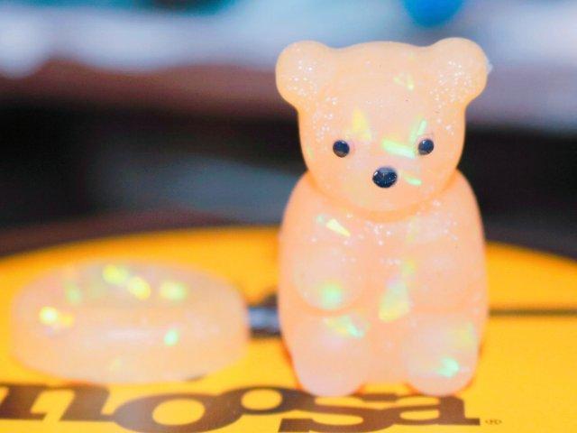 KOL挑战 | 大熊软糖🐻