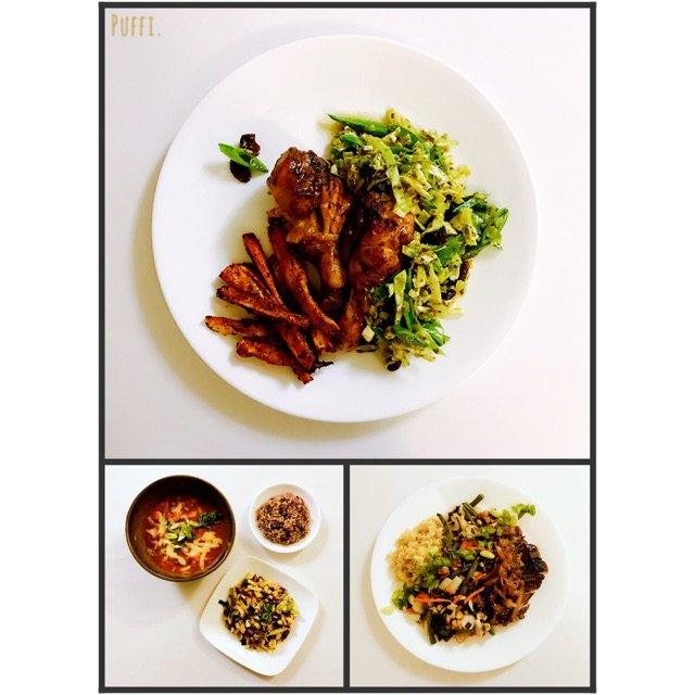 *Green Chef食谱食材盒子...